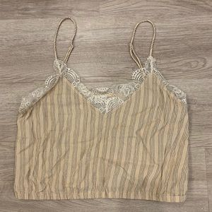 Wilfred Cropped Tanktop